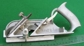 Stanley A #78 Aluminum Duplex Rabbit Plane