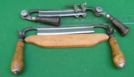 Folding Handle Drawknife