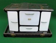 Home Comfort Salesman Sample Wood Stove / Range  w/ Box