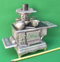 Model Cookstove by Kenton