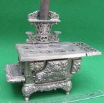 Eagle Cast Iron Toy Stove