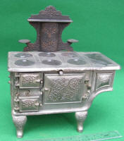 Beauty Cast Iron Toy Stove