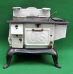 U.S. Baby Goth Wood Fired Cook Stove / Range by the U. S. Stove Corp. of TN