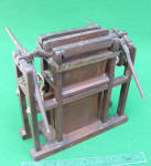 Patent Model / Salesman Sample Haypress