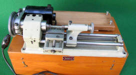 Unimat Lathe / Milling Machine w/ Accessories