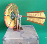 Salesman Sample Star Mill Windmill w/ Box