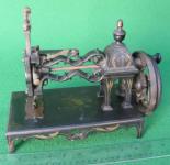 Shaw & Clark Open Pillar Sewing Machine / Biddeford, Maine