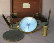 Gurley Vernier Compass