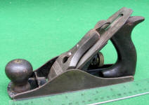 Stanley Bedrock # 603 Early Round Side Smooth Plane