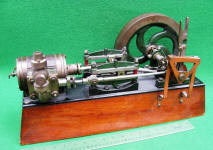 19th Century Model Steam Engine