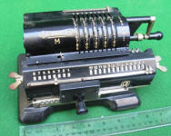 Marchant Type Mechanical Calculator