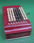 Comptometer Mechanical Calculator