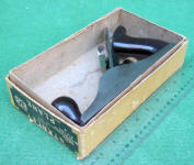 Stanley # 3 C Corrugated Smooth Plane