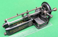 Favor / Guhl & Harbeck Jupiter #1 Pencil Sharpener