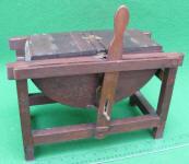 Patent Model / Salesman Sample Washing Machine