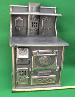 Quick Meal Salesman Sample / Toy Cook Stove