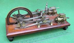 19th Century Model Steam Engine
