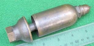 Lunkenheimer Steam Whistle