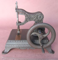 Grey Patent 1857 Ne Plus Ultra Sewing Machine