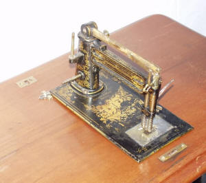 Williams & Orvis Patent Sewing Machine
