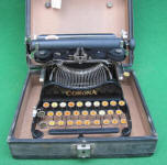 Corona Folding Portable Typewriter