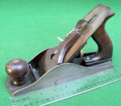 Stanley # 4 1/2 C Corrugated Smooth Plane