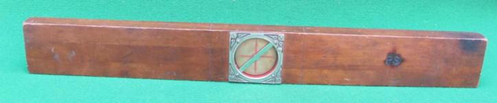 Mellick Wooden Inclinometer/ Level