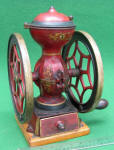 National Specialty Mfg. Co Philadelphia #2 Size Coffee Mill / Grinder