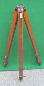 Collapsible Leg Tripod for Surveying / Surveyors Instrument