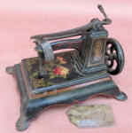 c. 1852 Paw FootSewing Machine