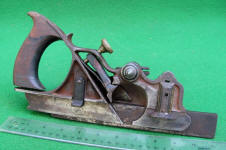 Phillips Patent Improved Plow Plane