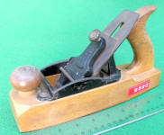 Stanley # 135 Liberty Bell Transitional Smooth Plane