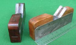 Stanley # 80 & 90 Steel Cased Rabbet Planes