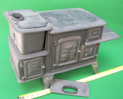 G. F. Filley / Excelsior Manufacturing Co #100 Charter Oak Cook Stove
