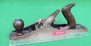 Stanley / Gage # G5 Self Setting Jack Plane