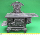 Triumph Range Cast Iron Toy Stove