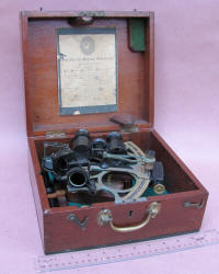 Sextant / Octant w/ Several Scopes