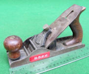 Stanley # 104 Liberty Bell Steel Smooth Plane