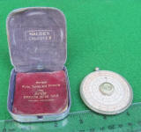 Halden Calculex Circular Slide Rule / Calculator