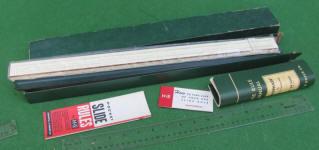 Keuffel & Esser 4053-5 20 Slide Rule w/ Leather Case Box & Book