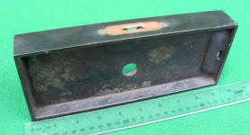 Cast Iron Mystery Plumb & Level