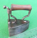 Miniature English Box Iron