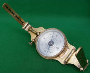 Adolph Tiensch of Memphis Tenn. Surveying Compass