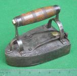 Stirrup Handle Box Iron