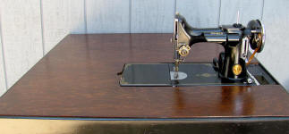 Original Singer Featherweight Card Table