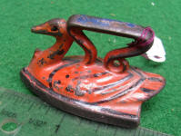 www.Patented-Antiques.com Antique Pressing Iron Sale Fall 2015