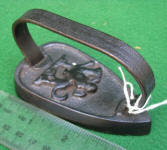 Meeker's Patented-Antiques.com Antique Sad Iron Sales - List 29