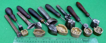 Millinery Flower Irons