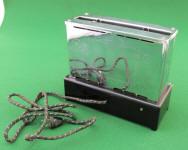 Knapp Monarch 535 Electric Toaster w/ Odd Flip Switch Control