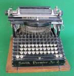 Smith Premier #2 Typewriter